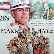 Mark Hayes by Chris Duke