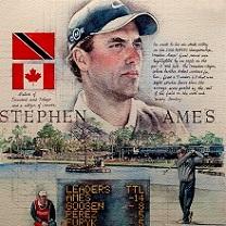 Stephen Ames by Chris Duke