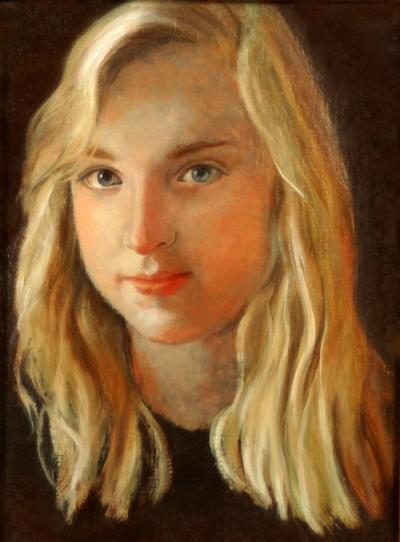 Abby Hunter by Chris Duke