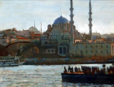 New Mosque (Yeni Cami) by Chris Duke