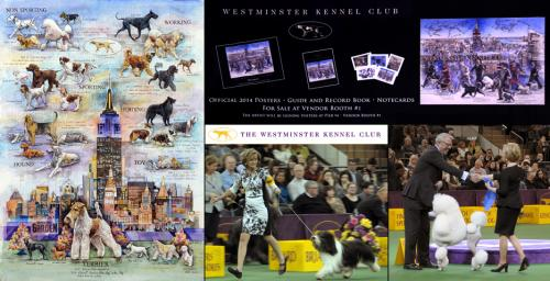 2015 Westminster Dog Show - Chris Duke