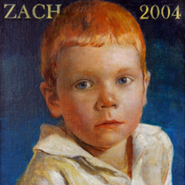 Zach in 2004 by Chris Duke
