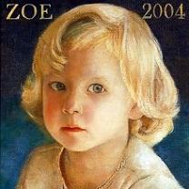 Zoe in 2004 by Chris Duke