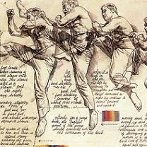Arc of a Kick by Chris Duke