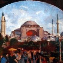 Hagia Sophia (Aya Sofya) by Chris Duke