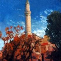 Minaret by Chris Duke