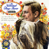 National Dog Show 2016 Poster by Chris Duke