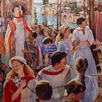 St. Nicholas by Chris Duke