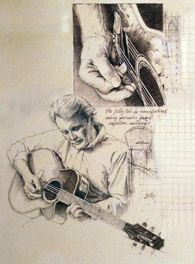 Guitar Pick by Chris Duke