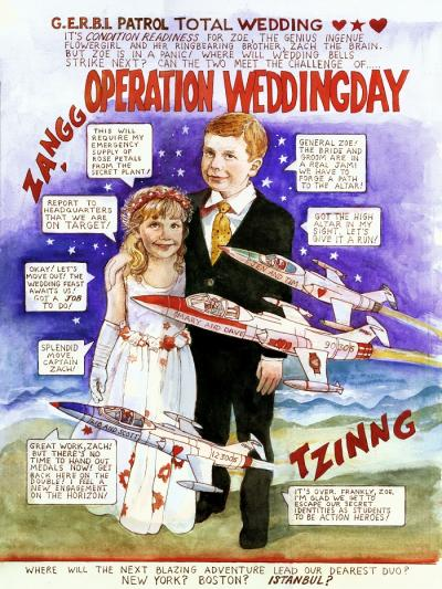 Operation Wedding Day by Chris Duke