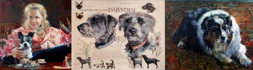 2013 Art Show at the Dog Show - Chris Duke