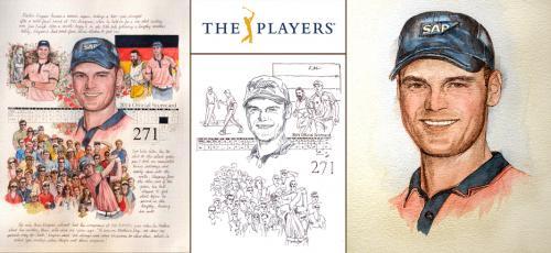 Martin Kaymer, PLAYERS Portrait - Chris Duke
