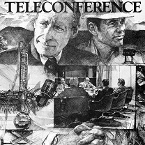 Bell Telephone - Teleconference by Chris Duke