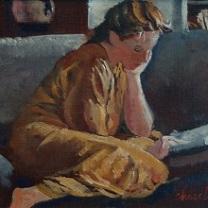 Inga Reading - I by Chris Duke